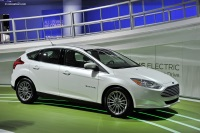 2011 Ford Focus Electric image.