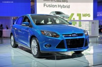 Ford Focus Personalization