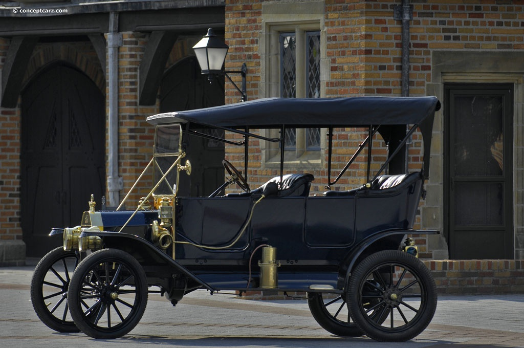 Ford Model T Touring Car For Sale