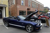 2012 Shelby GT350 Mustang image.
