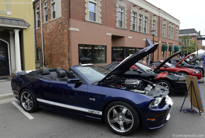 2012 Shelby GT350 Mustang