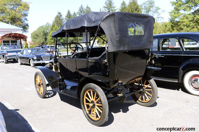 1924 model t radiator shell