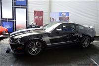 2013 Ford Mustang Boss 302.  Chassis number 1ZVBP8CU5D5275628