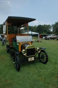 Ford Model T School Bus