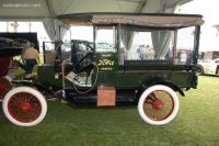 Ford Model T Screenside Delivery Truck