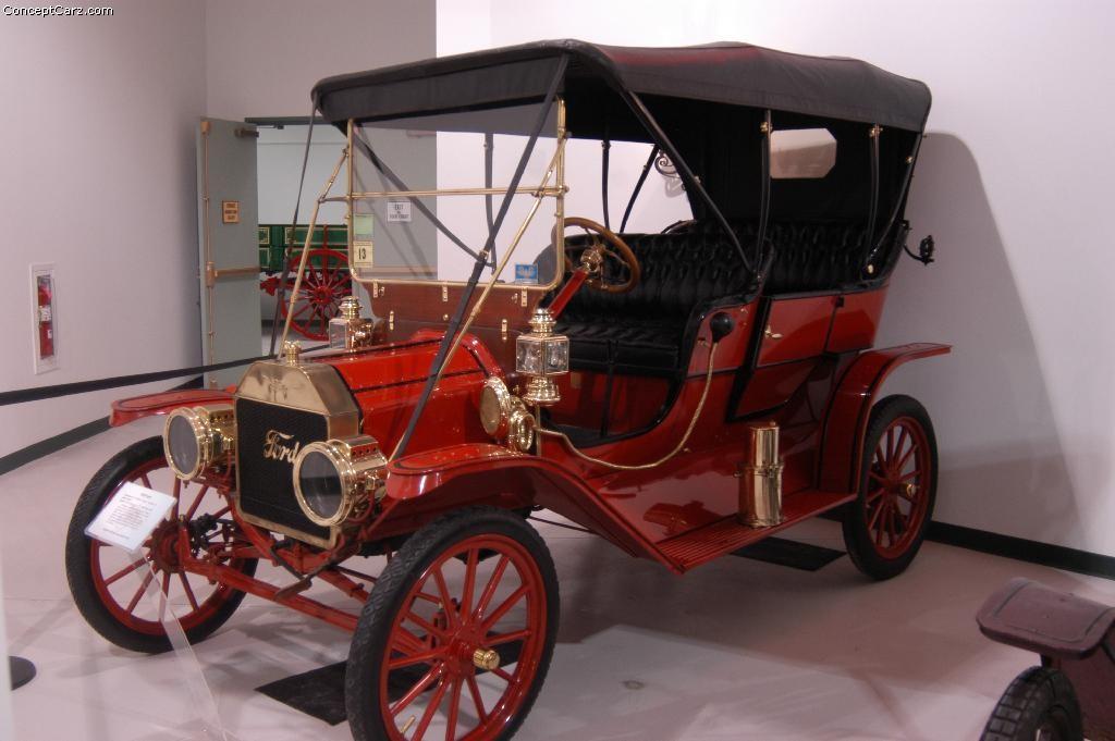 1924 model t value