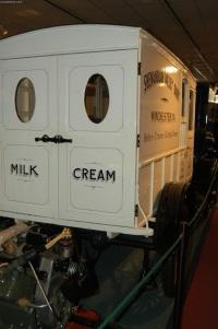 Ford Model T Milk Wagon