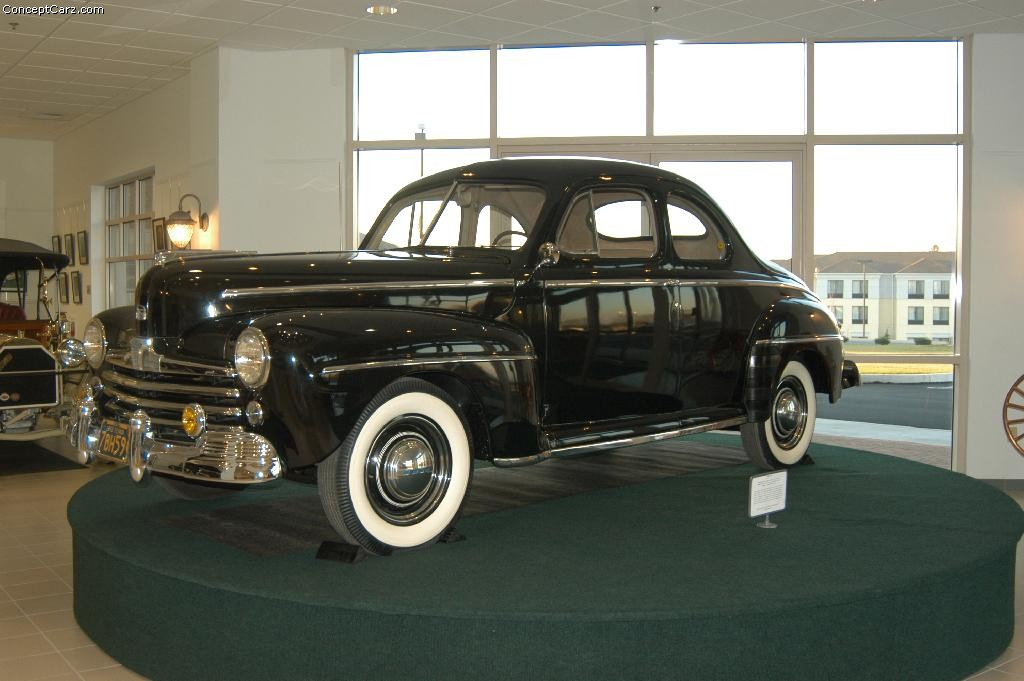 1948 Ford 89a Deluxe Image Photo 11 Of 18