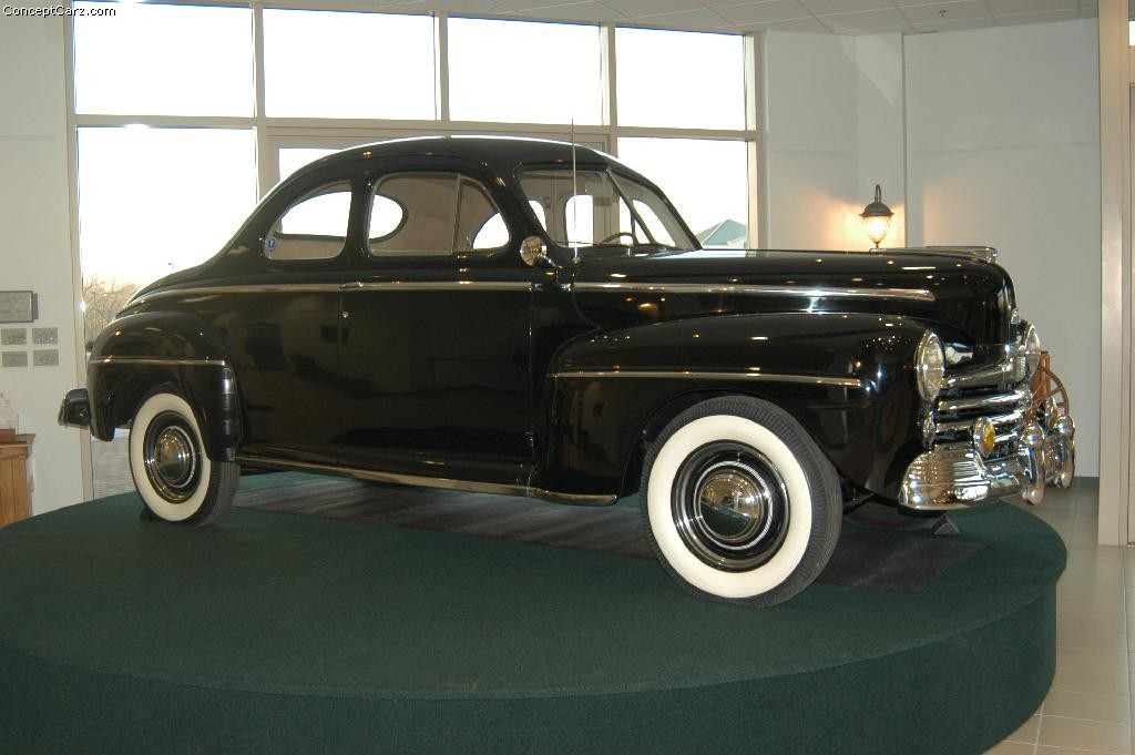 Auction Results And Sales Data For 1948 Ford 89a Deluxe