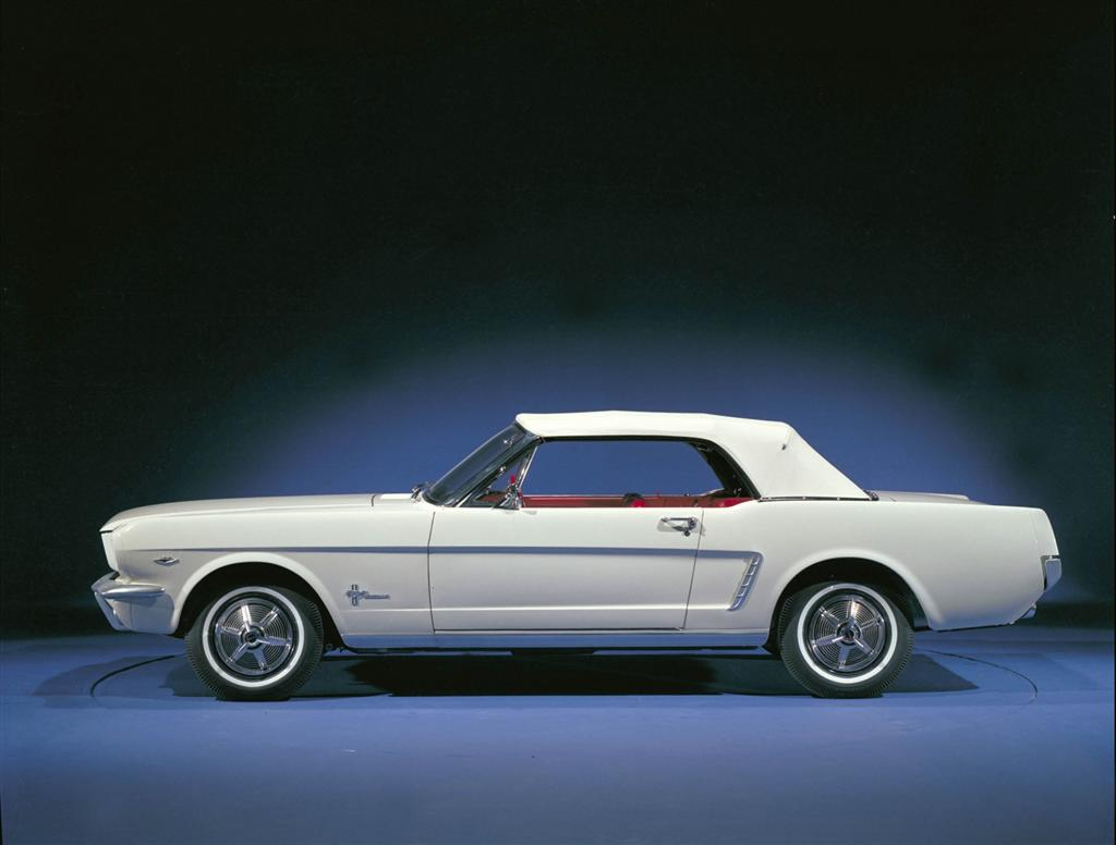 1964 Ford Mustang Pictures History Value Research News