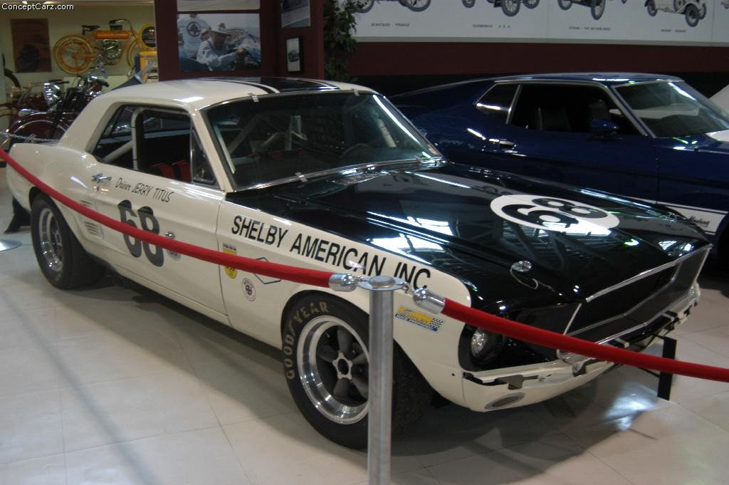 1967 shelby mustang gt 500 at the cadillac grand prix. Black Bedroom Furniture Sets. Home Design Ideas