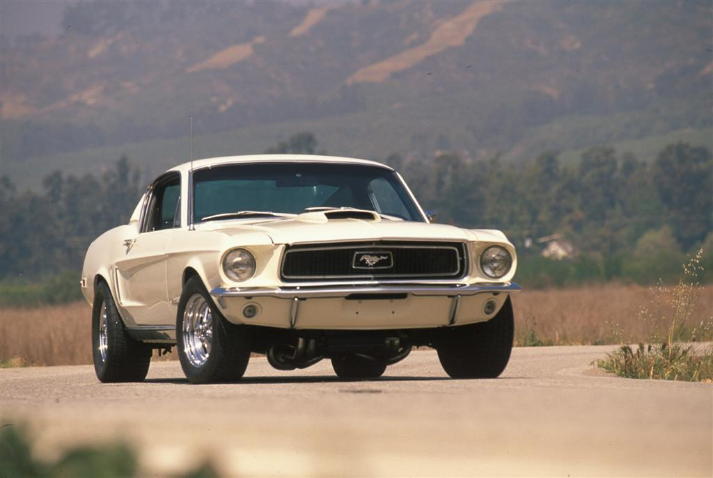 1968 ford mustang history pictures value auction sales research 1964 Ford King Cobra 1968 ford mustang history pictures value auction sales research and news