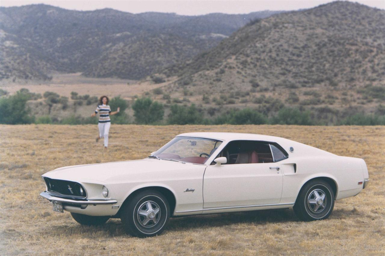 1969 Ford Mustang Image Photo 356 Of 458 Msrp