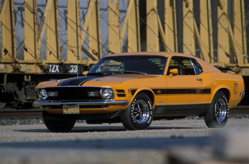 1970 Ford Mustang Mach 1 Image Photo 4 Of 28