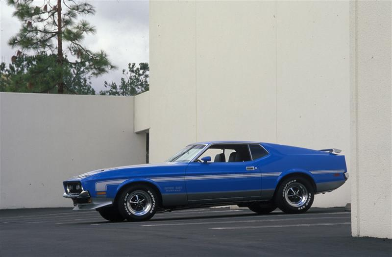 1971 Ford Mustang History, Pictures, Value, Auction Sales, Research ...