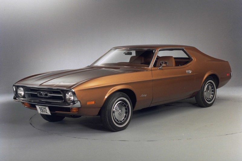 1972 Ford Mustang Image Photo 27 Of 46