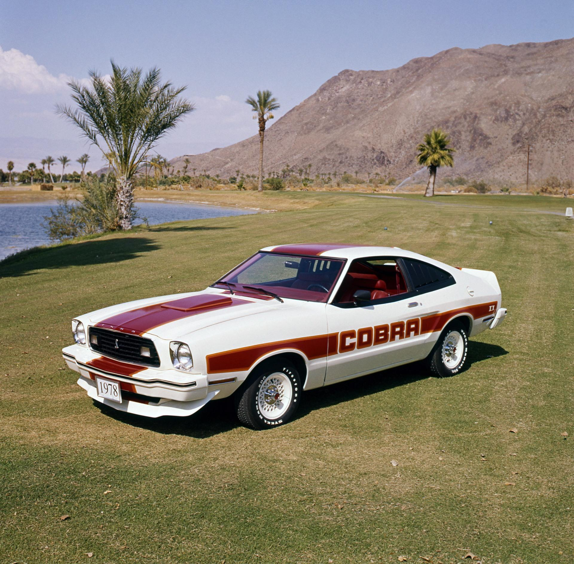 1978 Ford Mustang II Pictures History Value Research News