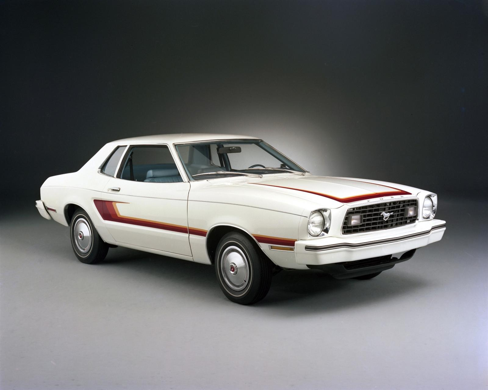1978 ford mustang ii history pictures value auction sales research and news