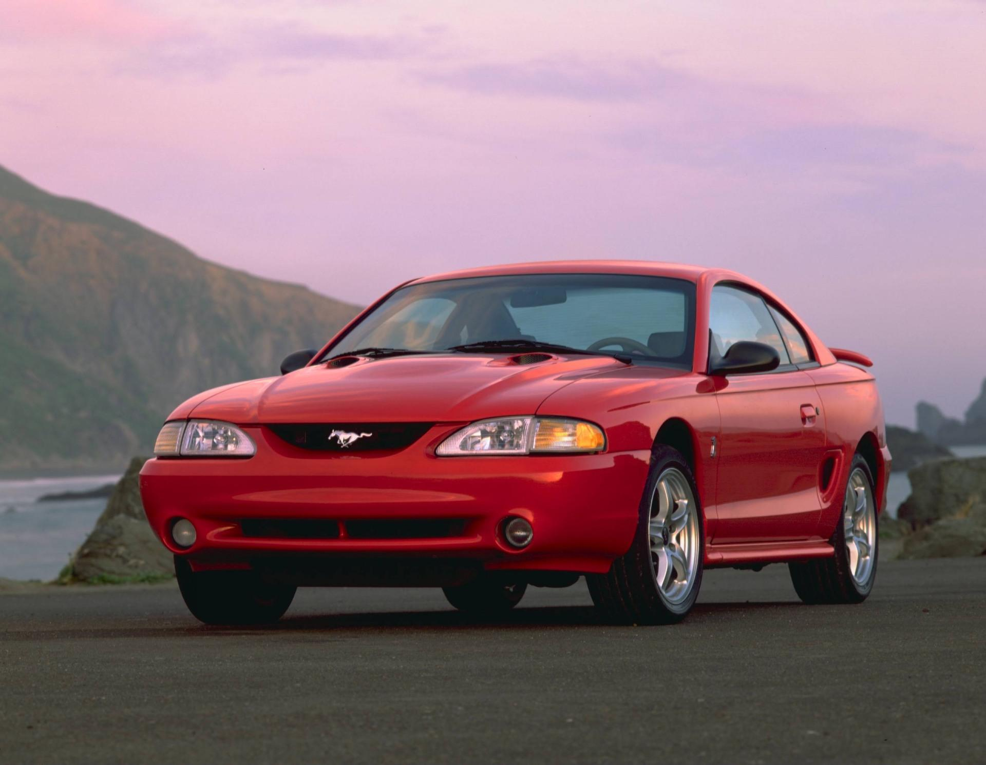 1998 ford mustang history pictures value auction sales research and news