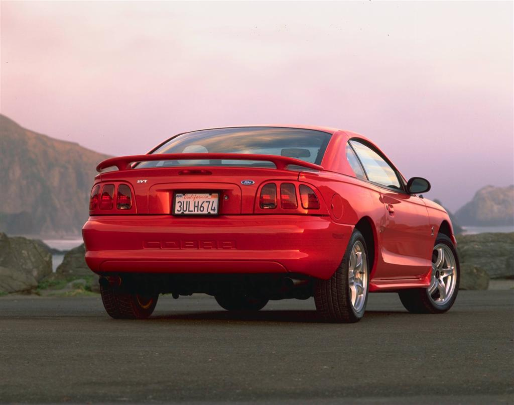 Auction Results And Sales Data For 1998 Ford Mustang Conceptcarz Com