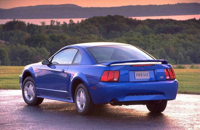 1999 Ford Mustang Image Photo 21 Of 34