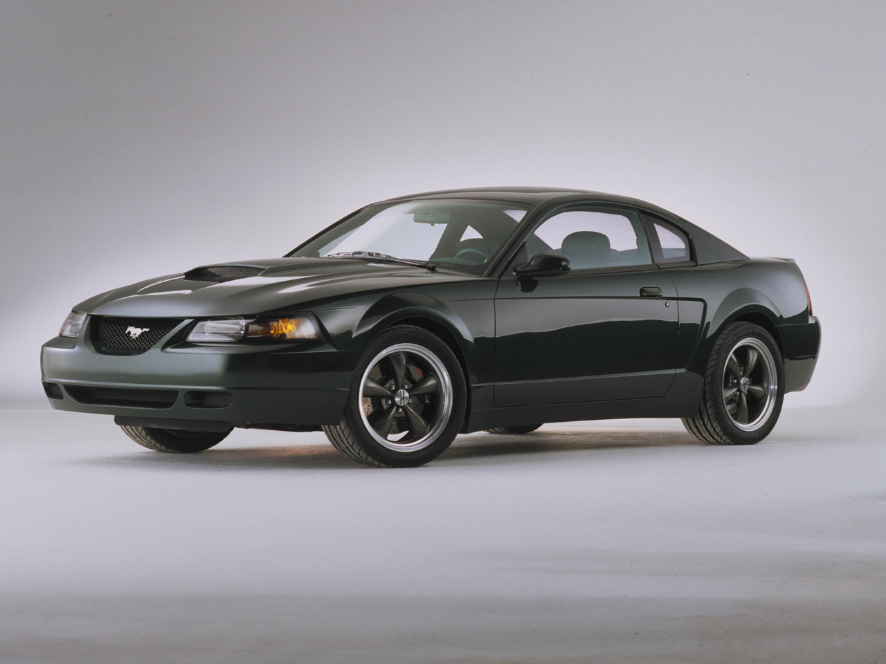 2001 Ford Mustang Bullitt GT on 2003 ford explorer