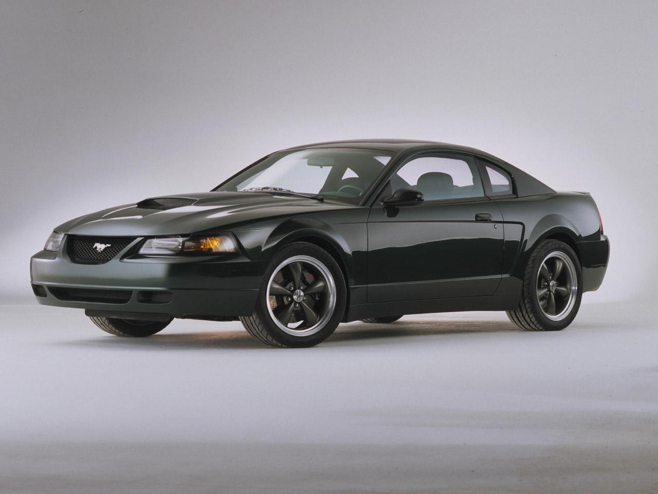 2001 Ford Mustang Bullitt Gt Image Https Www Conceptcarz Com Images Ford 2000 Bullitt Mustang