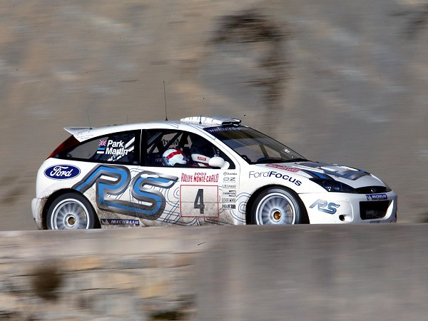 2002 Ford Focus Rs Wrc Image Photo 10 Of 10