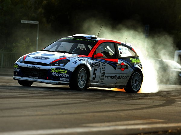 2002 Ford Focus Rs Wrc Image Photo 7 Of 10