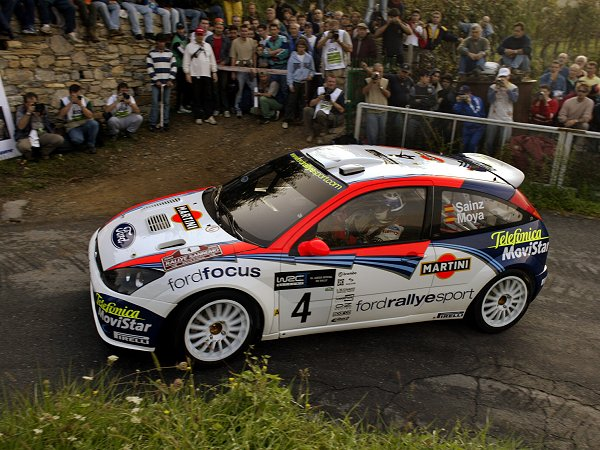 2002 Ford Focus Rs Wrc Image Photo 5 Of 10