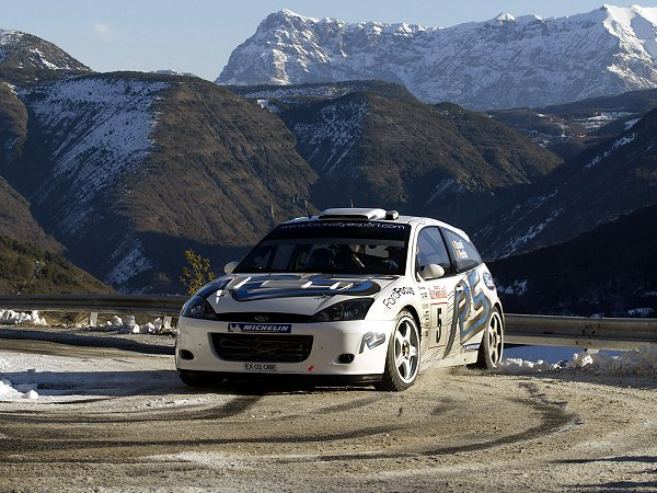 Auction Results And Data For 2002 Ford Focus Rs Wrc