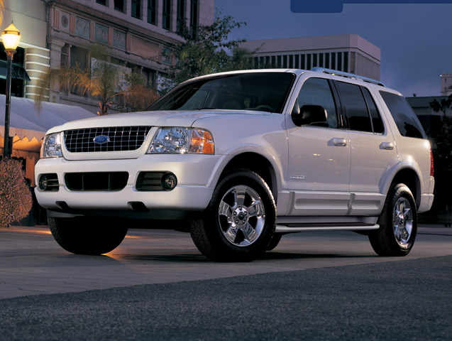 2004 Ford Explorer Wallpaper And Image Gallery Com