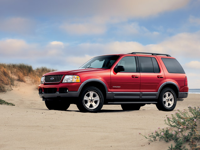 Auction Results And Sales Data For 2004 Ford Explorer