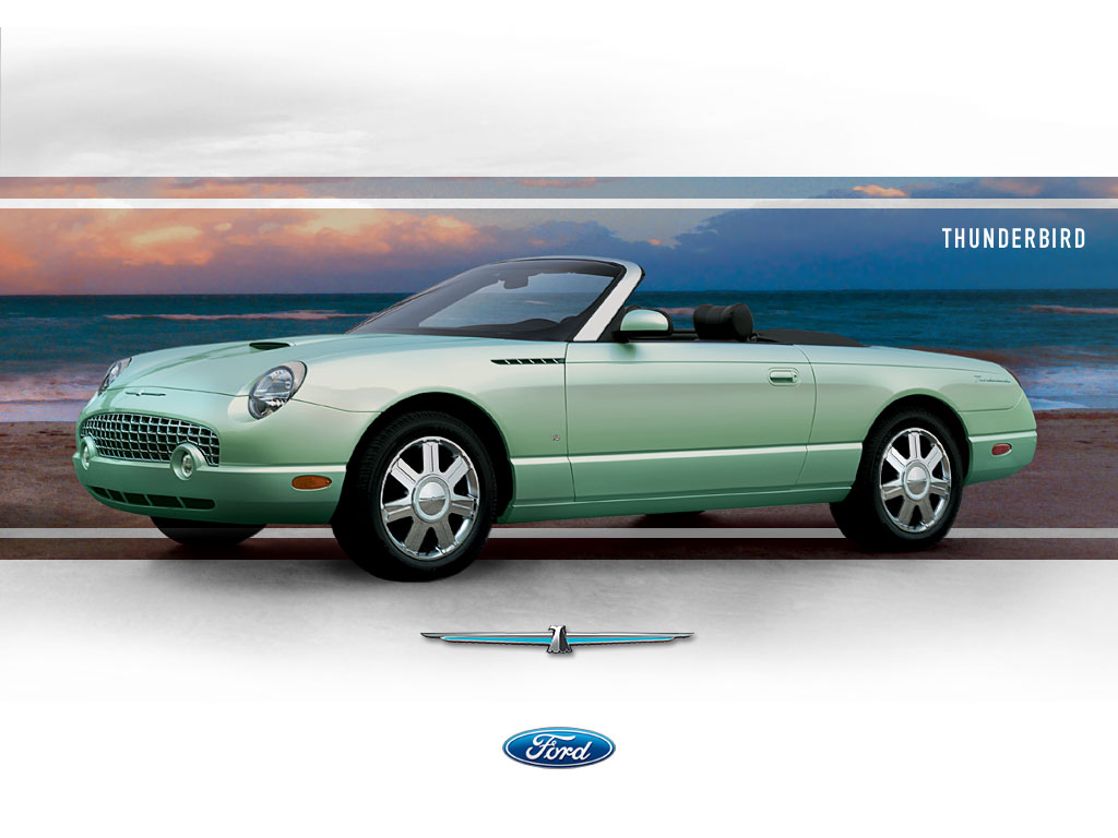 2004 Ford Thunderbird Wallpaper And Image Gallery