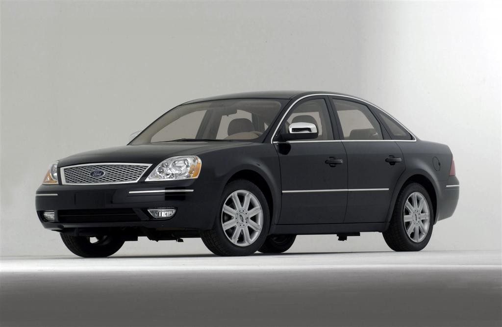 Ford Suv 2006 >> 2005 Ford Five Hundred History, Pictures, Sales Value, Research and News