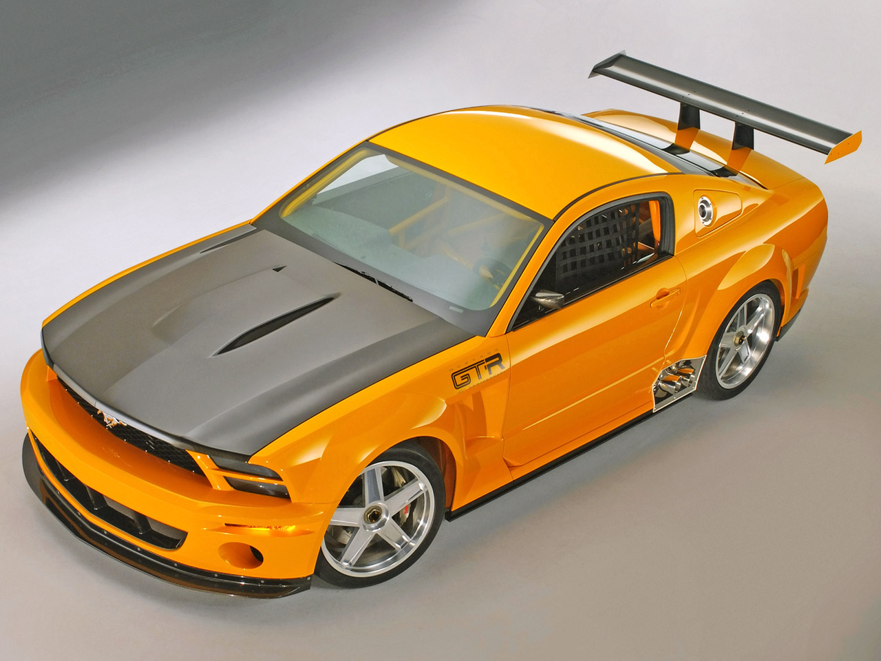 2005 Ford Mustang Gt R History Pictures Value Auction Sales 2002 Mach Sound System Research And News