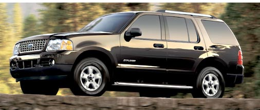 2005 ford explorer technical specifications and data. Black Bedroom Furniture Sets. Home Design Ideas