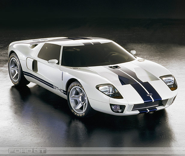 2005 Ford GT History, Pictures, Value, Auction Sales