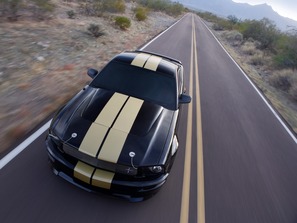 2007 Shelby Mustang 350H