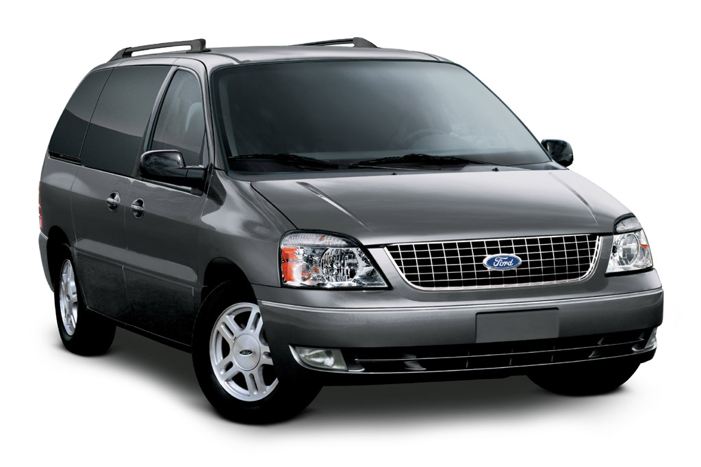2006 Ford Freestar Pictures History Value Research