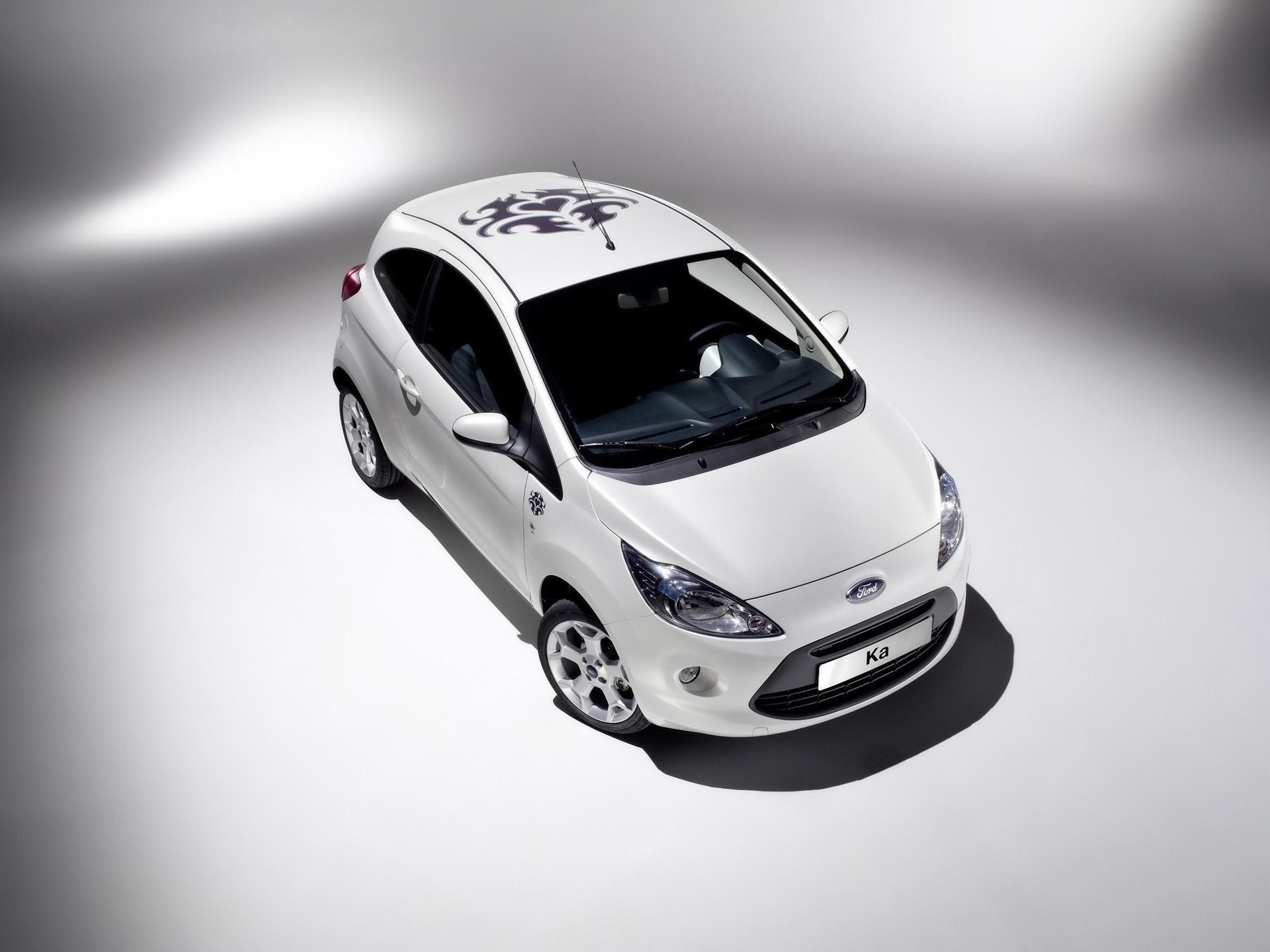 2009 Ford Ka Tattoo News and Information | conceptcarz.com