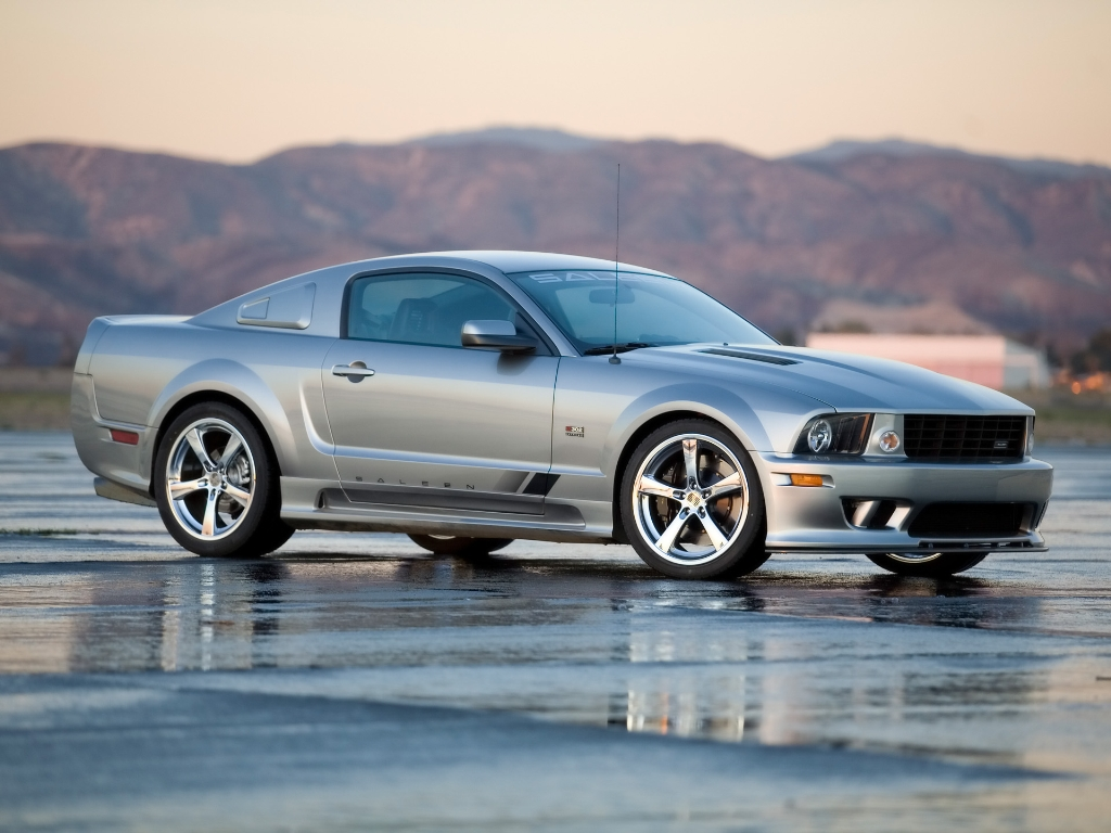 2008 Saleen S302 Extreme Mustang News And Information