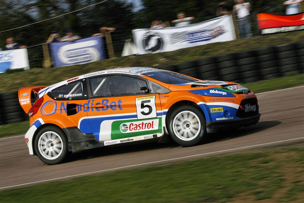 2009 Ford Fiesta RallyCross Pictures, News, Research, Pricing ...