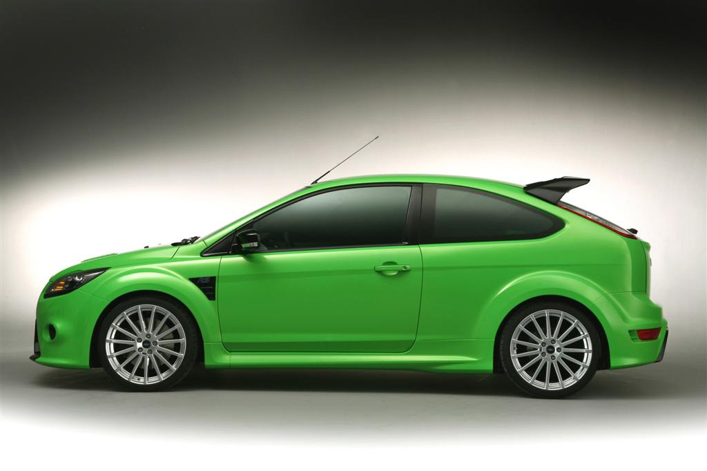 auction results and sales data for 2009 ford focus rs