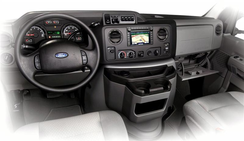 2010 Ford E-Series