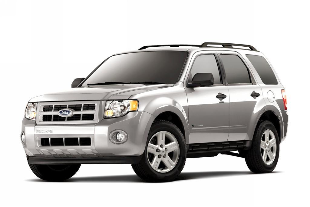 2010 Ford Escape Hybrid - conceptcarz.com