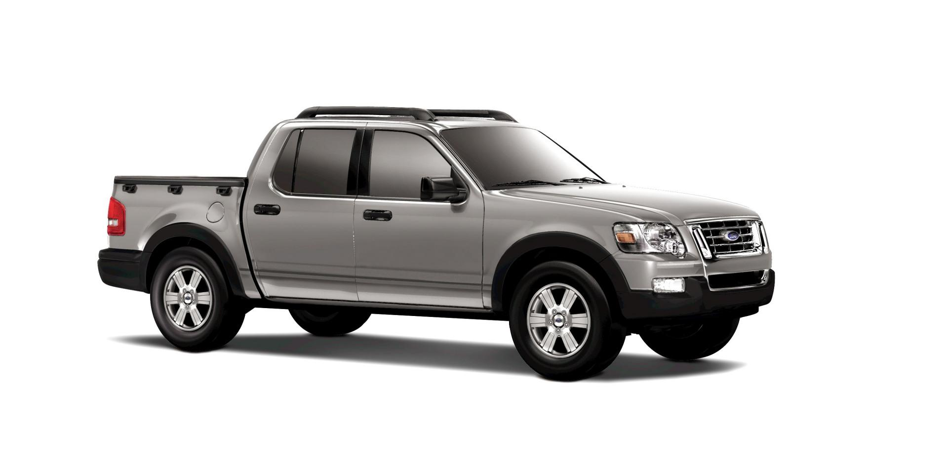 2010 Ford Explorer Sport Trac News And Information