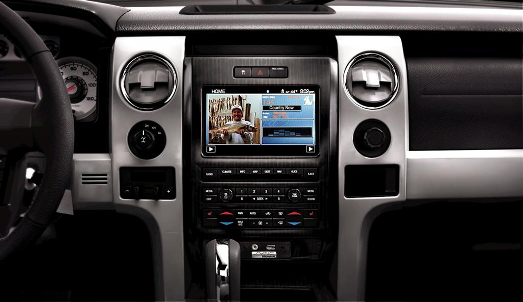 2010 Ford F150 Interior Parts