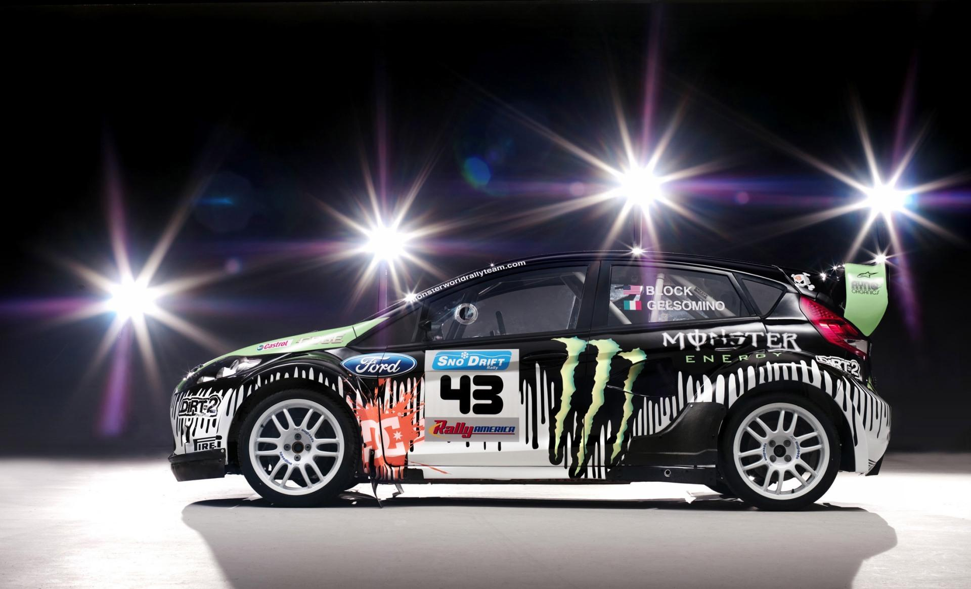 2010 Ford Fiesta Monster World Rally News and Information, Research ...