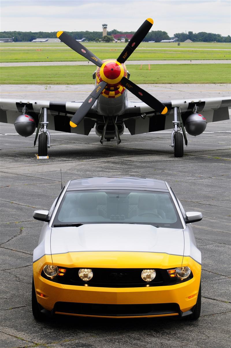 2010 Ford Mustang Av X10 News And Information